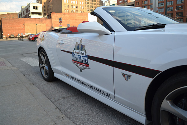 Tamika Catchings Festival Car