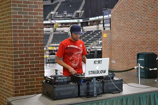 DJ Kurt Streblow
