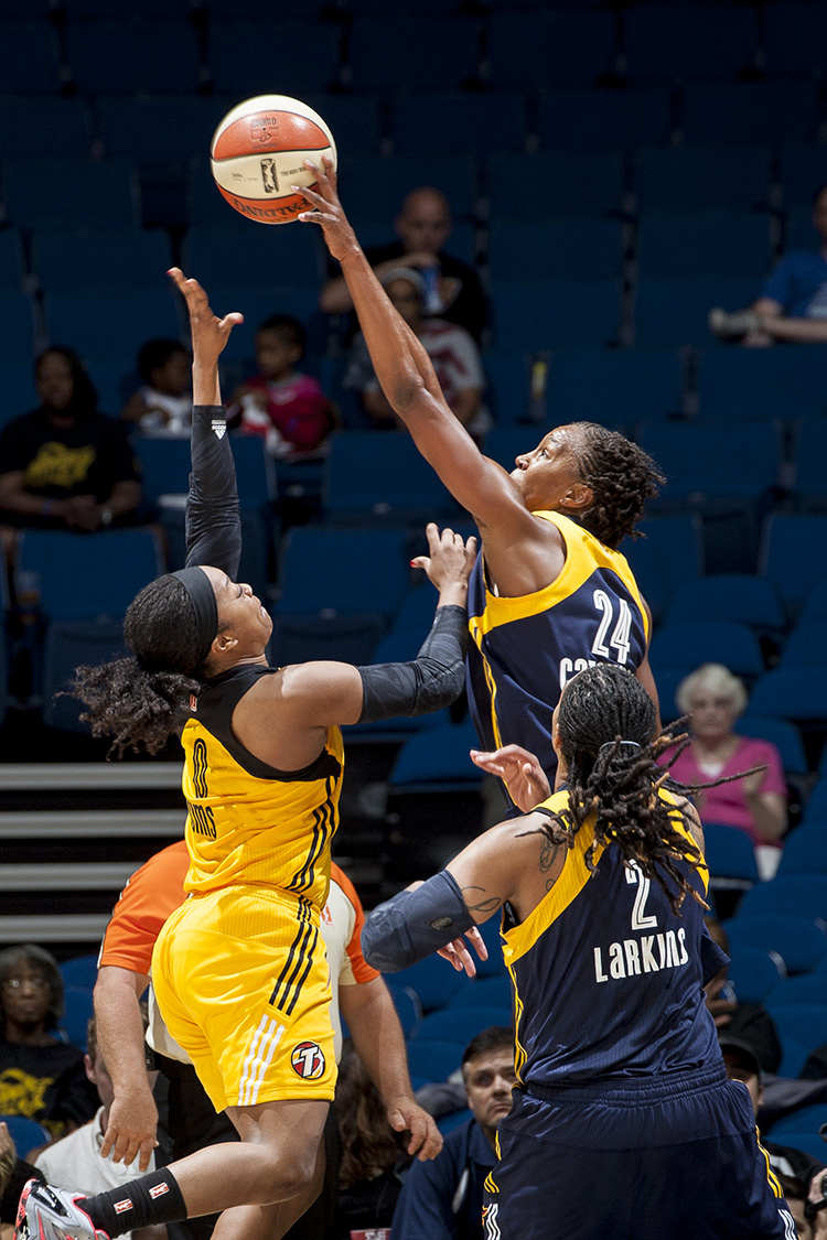 Tamika Catchings DPOY