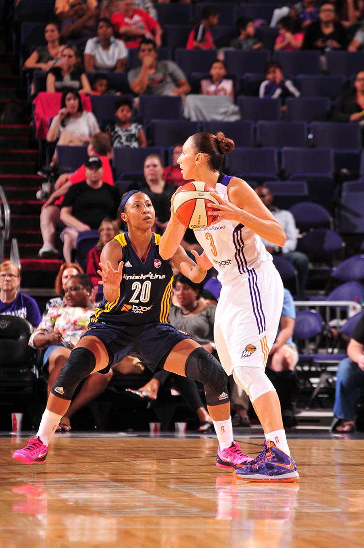 Briann January On Ball Defense