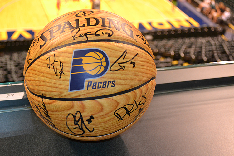 Autographed_Pacers_Basketball