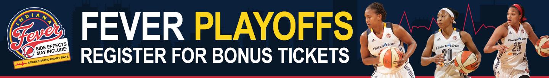 Fever Playoffs MVp Bonus Registration