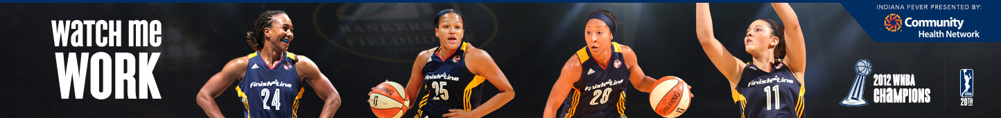 Indiana Fever presented by Community Health Network