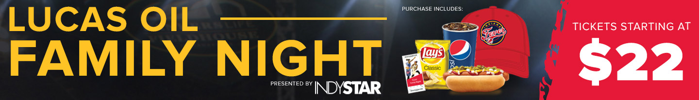 Lucas Oil Family Night presented by IndyStar