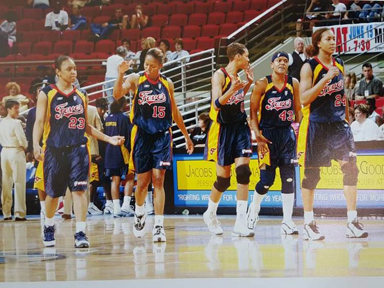 2002 Indiana Fever