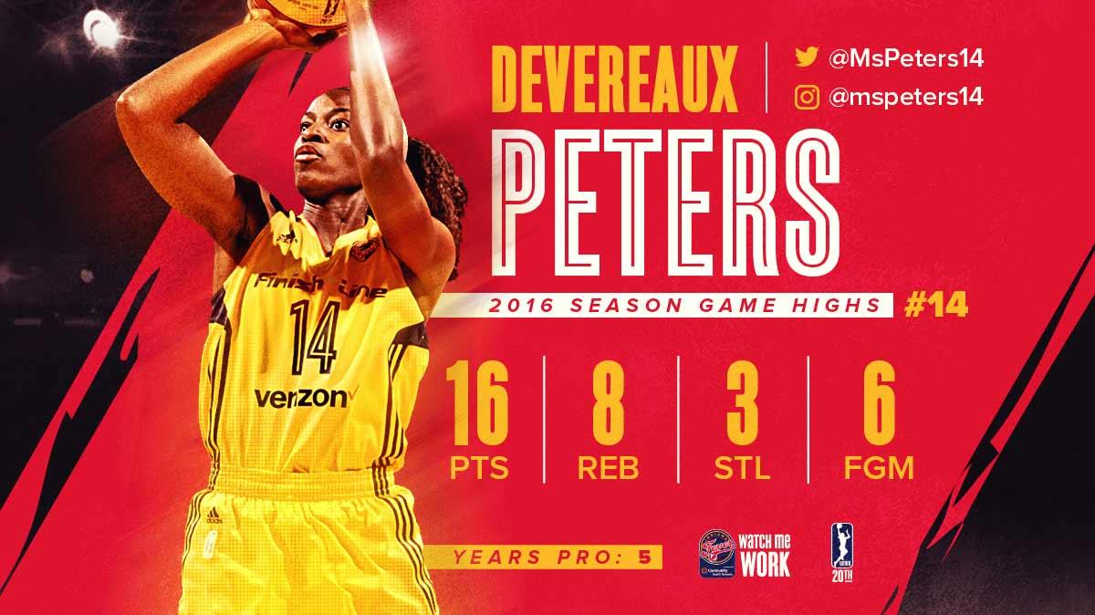 Devereaux Peters