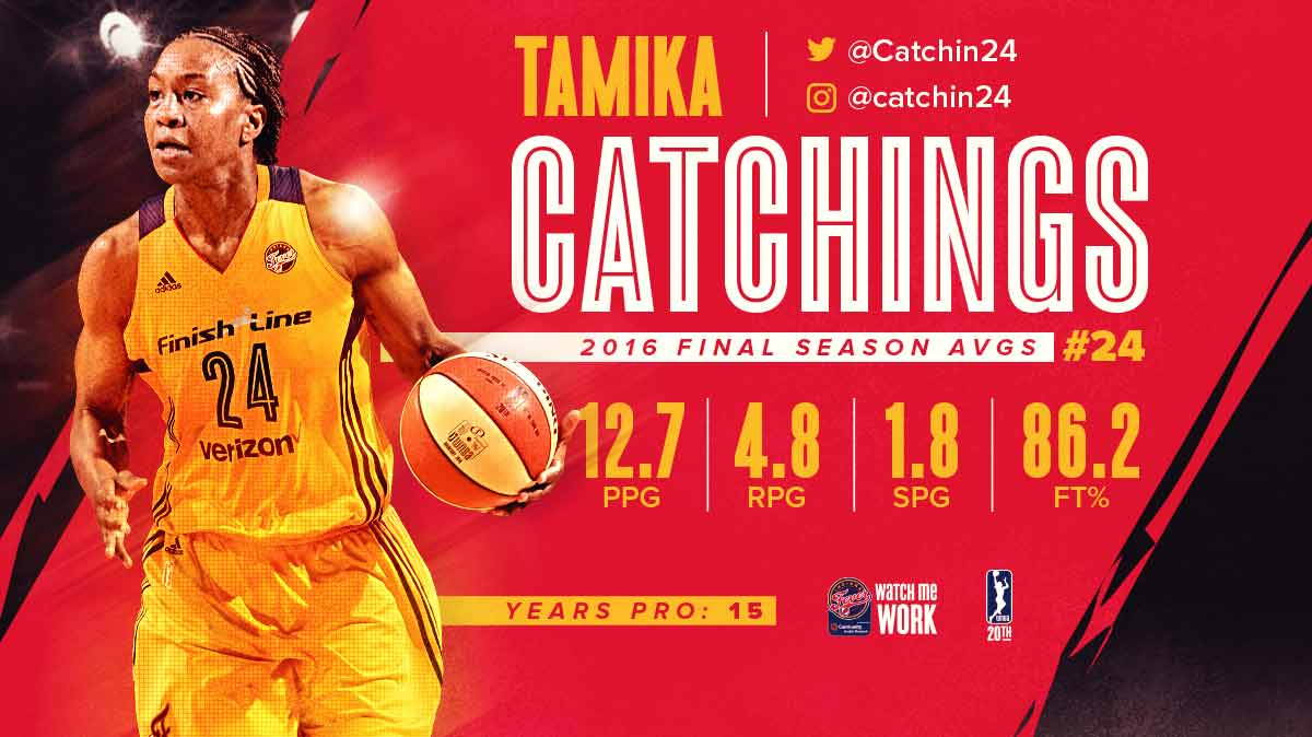 Tamika Catchings