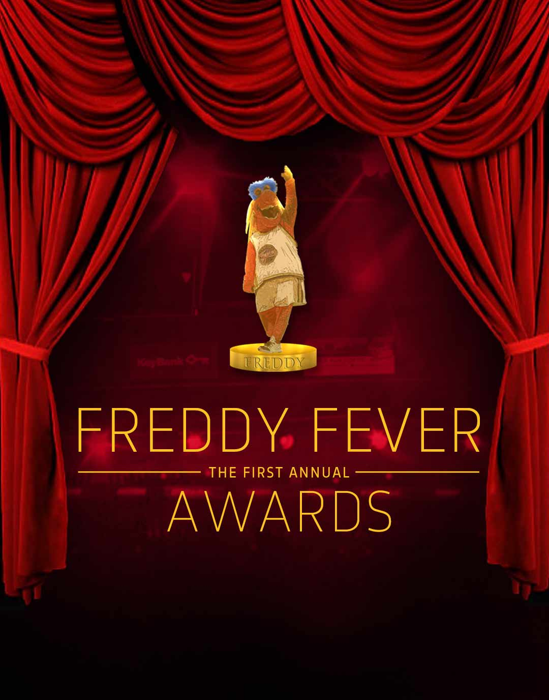 2016 Freddy Fever Awards: Nominees