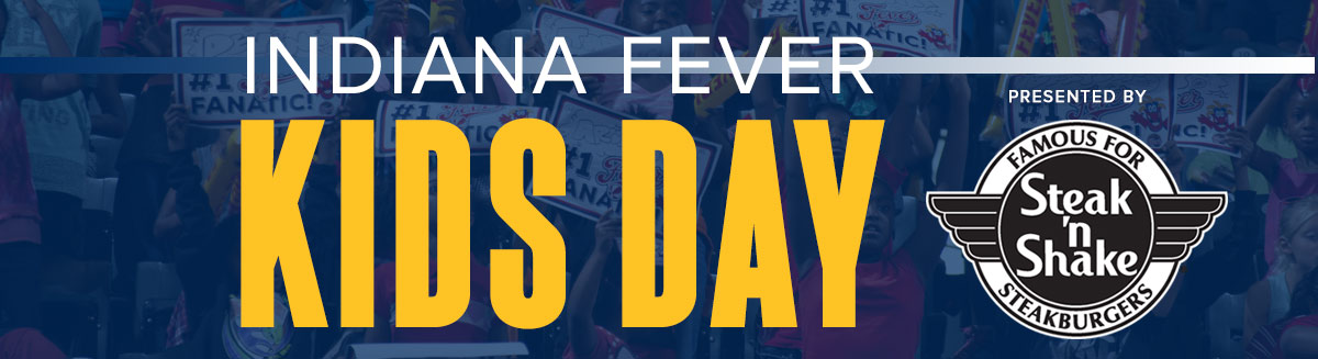 2017 Indiana Fever Kids Day
