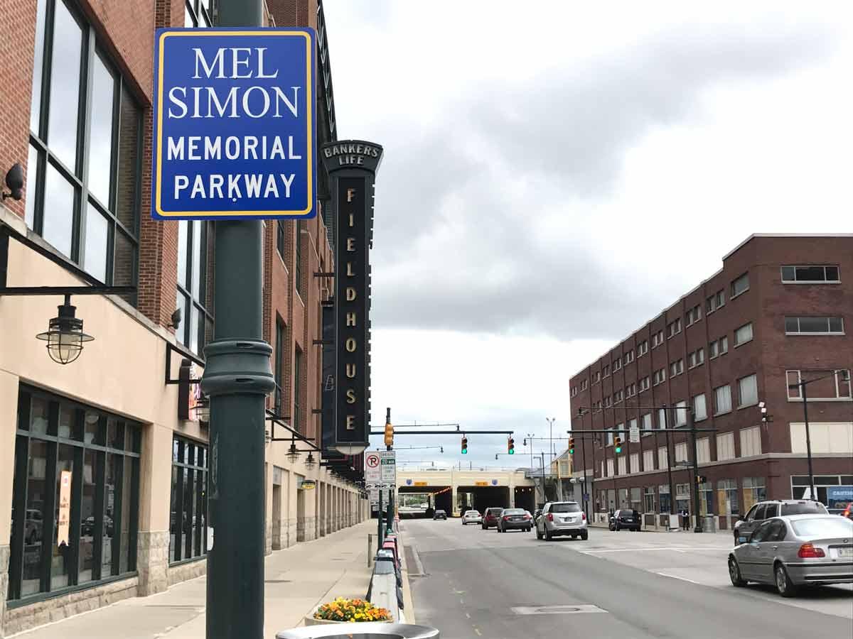 Mel Simon Memorial Parkway