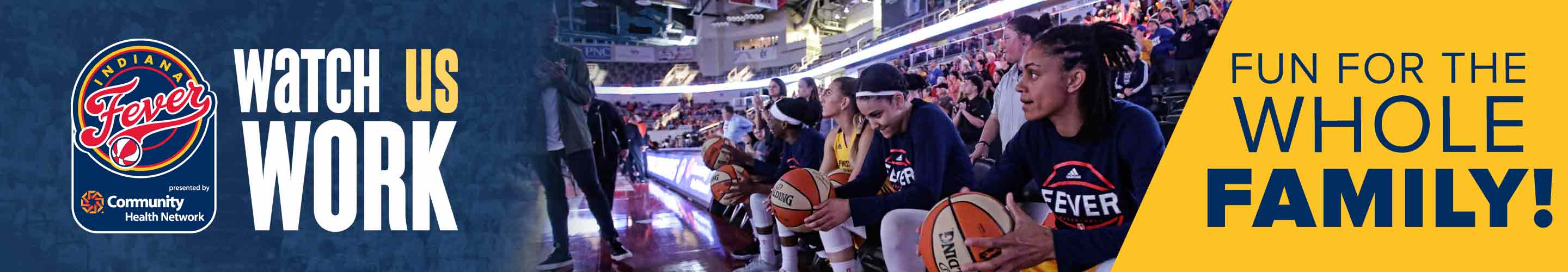 2017 Indiana Fever Ticket Central