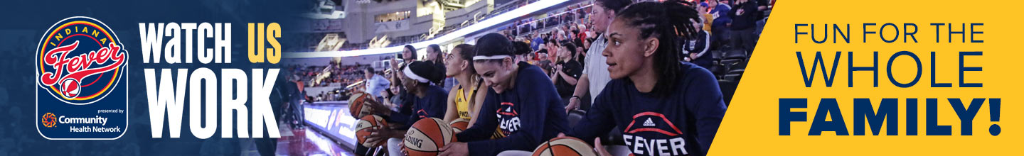 2017 Indiana Fever is Fun for the Whole Family!