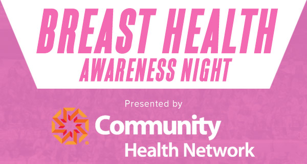 Breast Health Awareness Night presented by Community Health Network