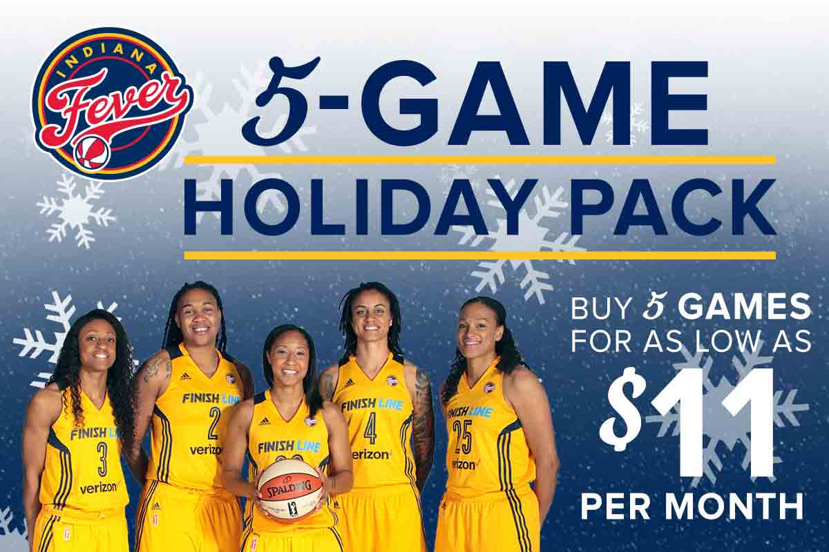 Fever 5-Game Holiday Pack