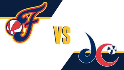 Fever vs Washington Mystics