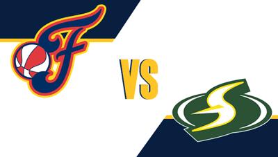 Fever vs Seattle Storm
